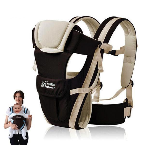 Baby Carrier 4-in-1