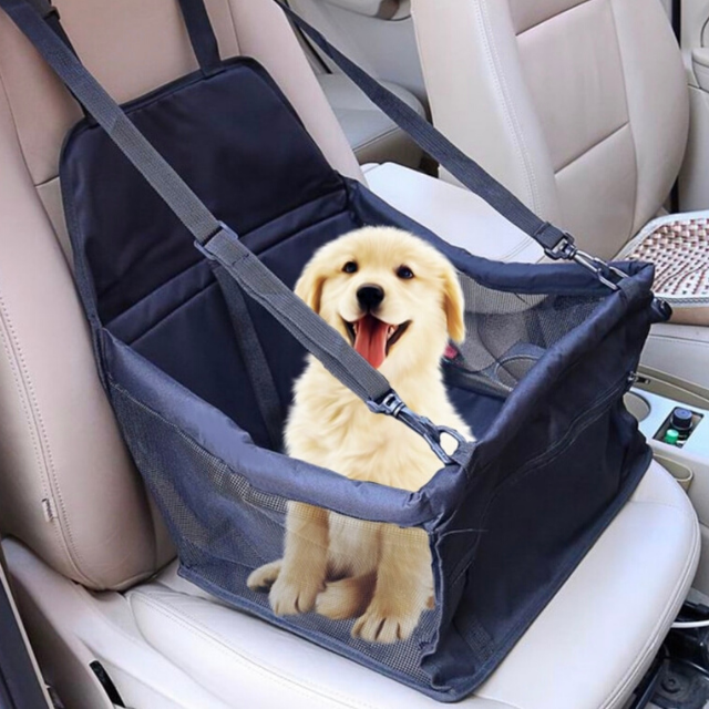 Folding Travel Car Seat Hammock For Dogs