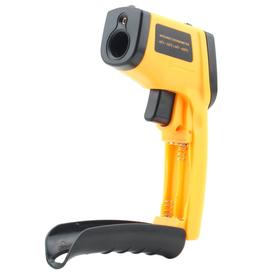 GM320 Non Contact Laser LCD Display Digital IR Infrared Thermometer Temperature Meter Gun -50℃ to 330℃