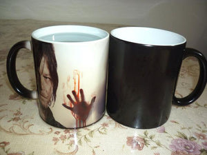 Reactive Color Changing Coffee Mug