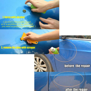Car Paintless Dent Repair Tool Set