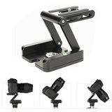 FLEX PAN - The Ultimate Tilting Folding Tripod Mount