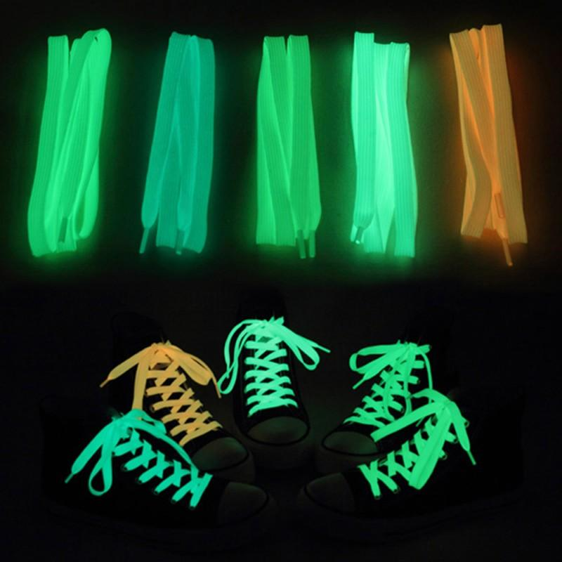 Creative LED Fluorescent Shoelaces