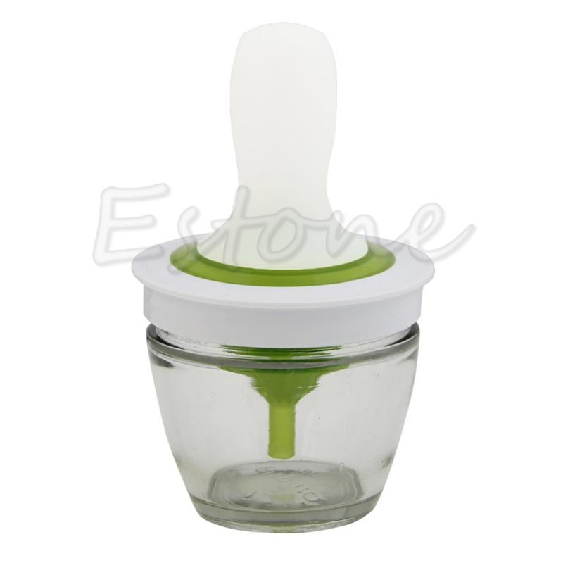 Silicone Oil Bottle Brush
