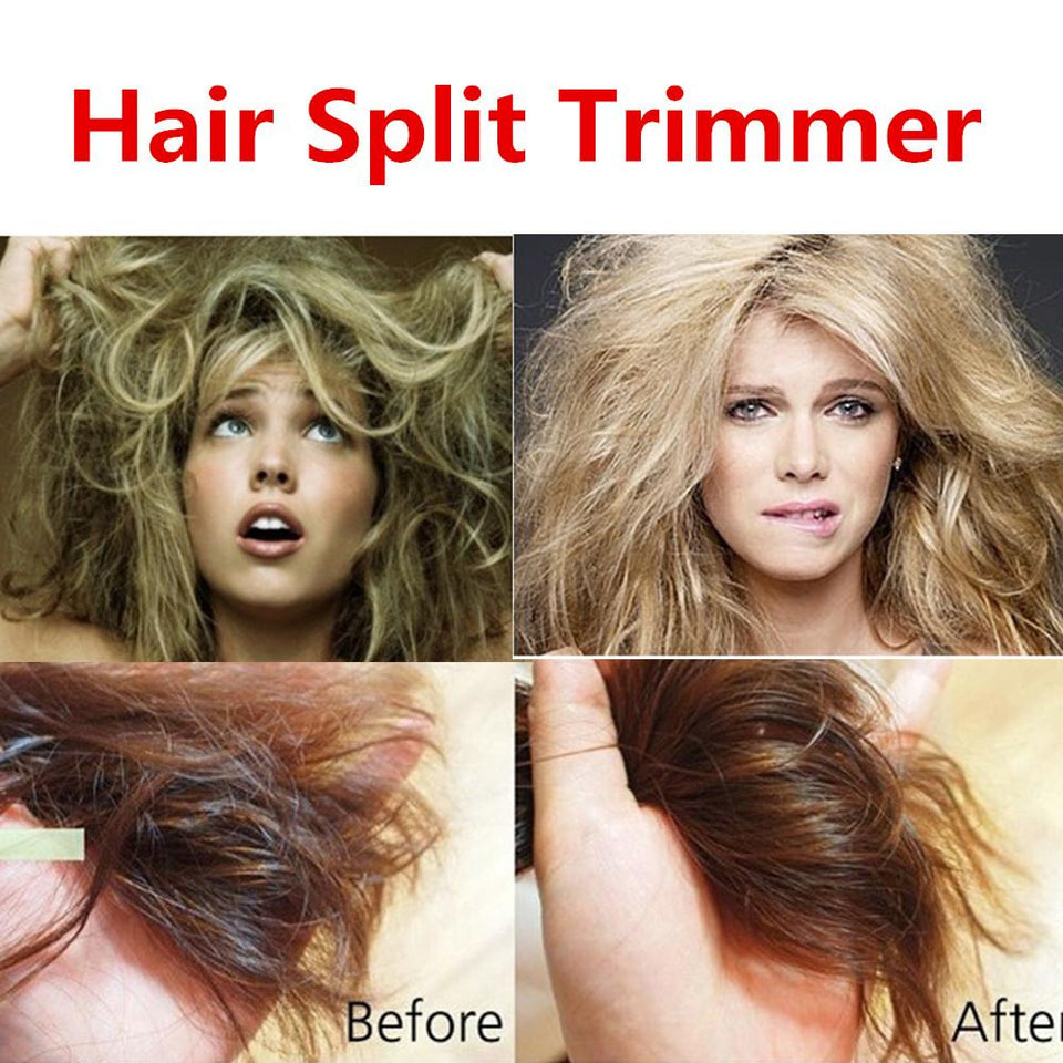 THE ULTIMATE SPLIT END TRIMMER