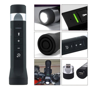 Portable Multifunction Flashlight