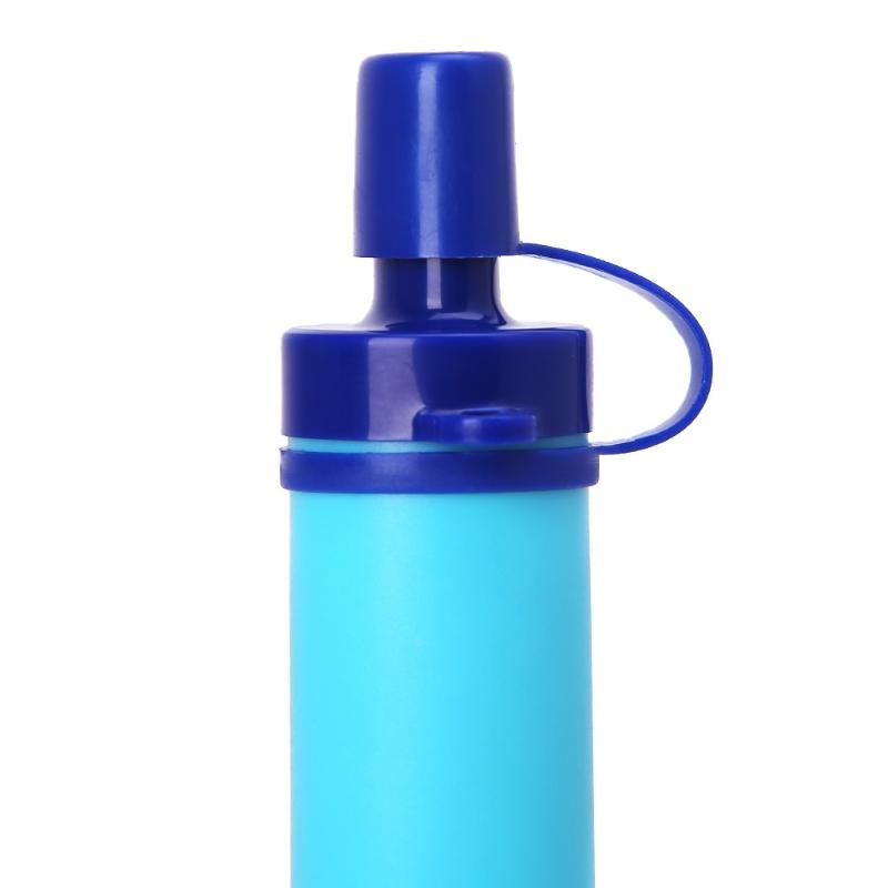 LifeStraw Personal Water Filter for Hiking, Camping, Travel, and Emergency