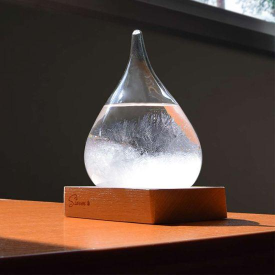 The Storm Glass Crystal