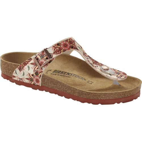 Gizeh BS Boho Flowers Earth Red(Regular)