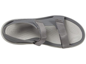 Swiftwater Expedition Sandal w Smoke/Pearl White