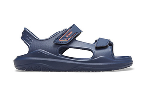 Crocs Kids' Swiftwater Expedition Sandal Navy