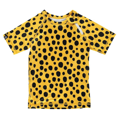 Boxfish Girls T-Shirt - Burnt Yellow