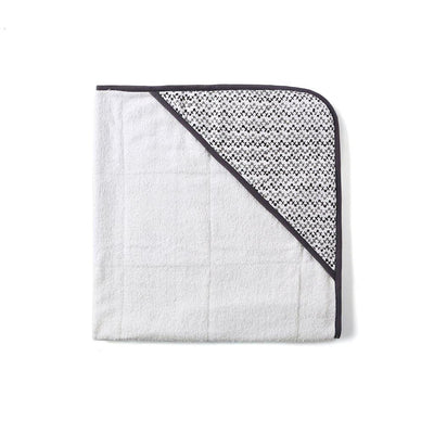 Hand Block Printed Cotton Towel - Greenwich