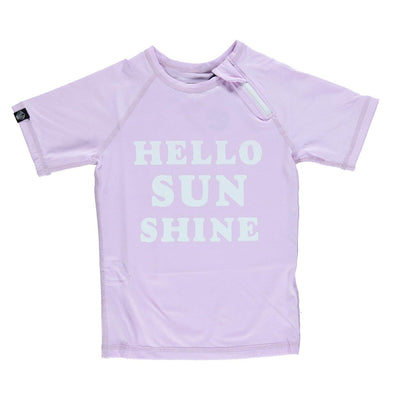 Hello Sunshine Kids T-Shirt - Pink