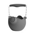 Scrunch Watering Cans cool gray
