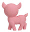 Teething Toy - Pink Deer