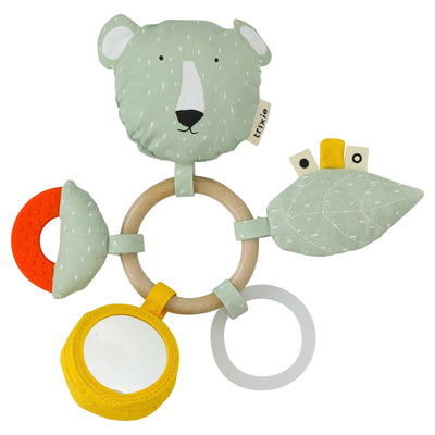 Trixie activity ring mr. polar bear