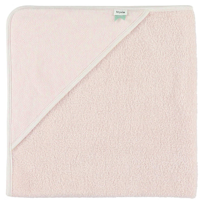Baby Hooded Towel - Grain Rose
