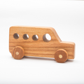 Wooden Car - Pickup Truck