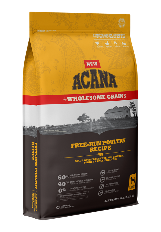 Acana Heritage Free Run Poultry Formula