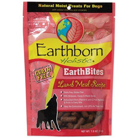 Earthborn Holistic EarthBites Lamb 7.5 oz