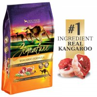 Zignature Dog Kangaroo 4 lb