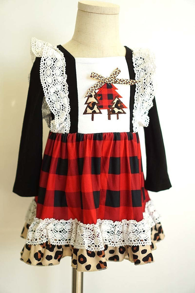 Girls Christmas Tunic (2T-7Y)