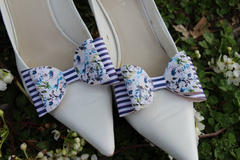 *Shoe Clips - 14 colors/prints