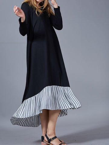 Camilla Dress ~ Black