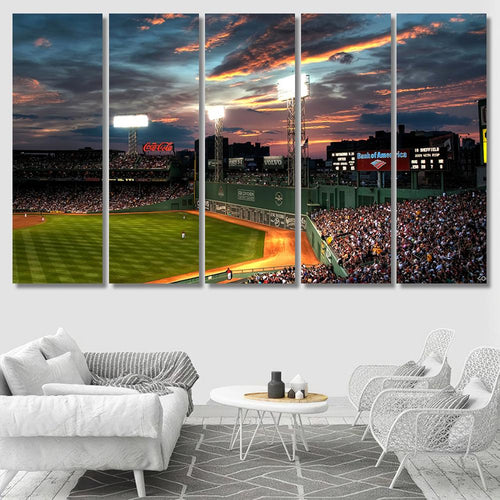 Fenway Park - Sport Canvas Art Wall Decor