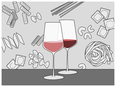 Insider Tips on Pairing Wine and Pasta