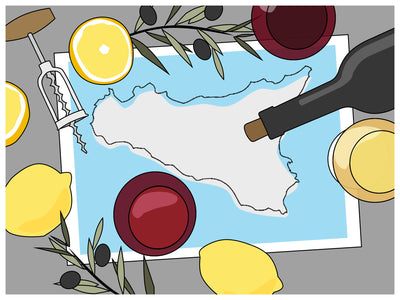 A Quick Guide to Sicilian Wine