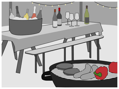Six Tips for Building a Go-To Case of Summer Barbecue Wine