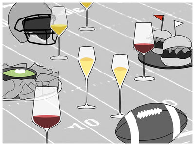 Tips for Super Bowl Food & Wine Pairing