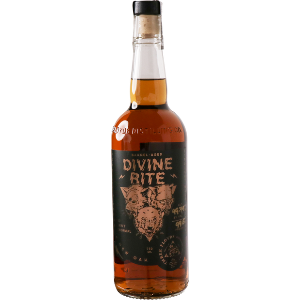 3 Floyds Distilling 2 Year 'Divine Rite' Whiskey-Spirit-Verve Wine