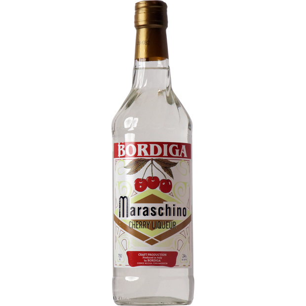 Bordiga Maraschino Cherry Liqueur-Spirit-Verve Wine