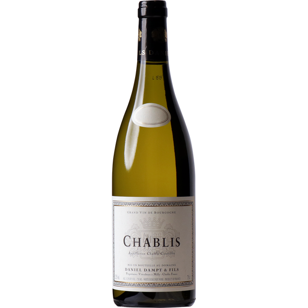 Domaine Daniel Dampt Chablis 2018-Wine-Verve Wine