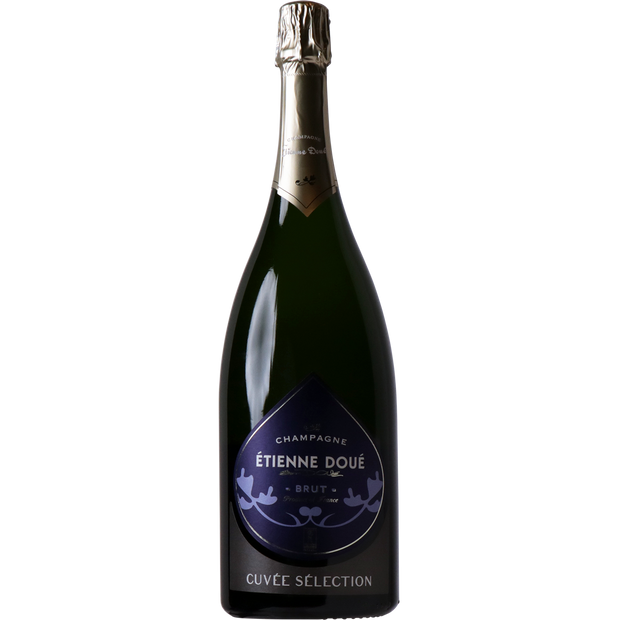 Etienne Doue 'Cuvee Selection' Brut Champagne NV