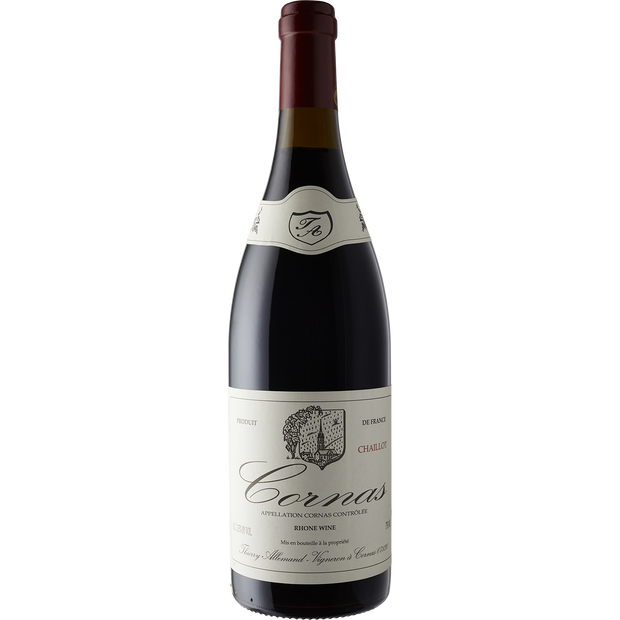 Thierry Allemand Cornas 'Chaillot' 2012-Wine-Verve Wine