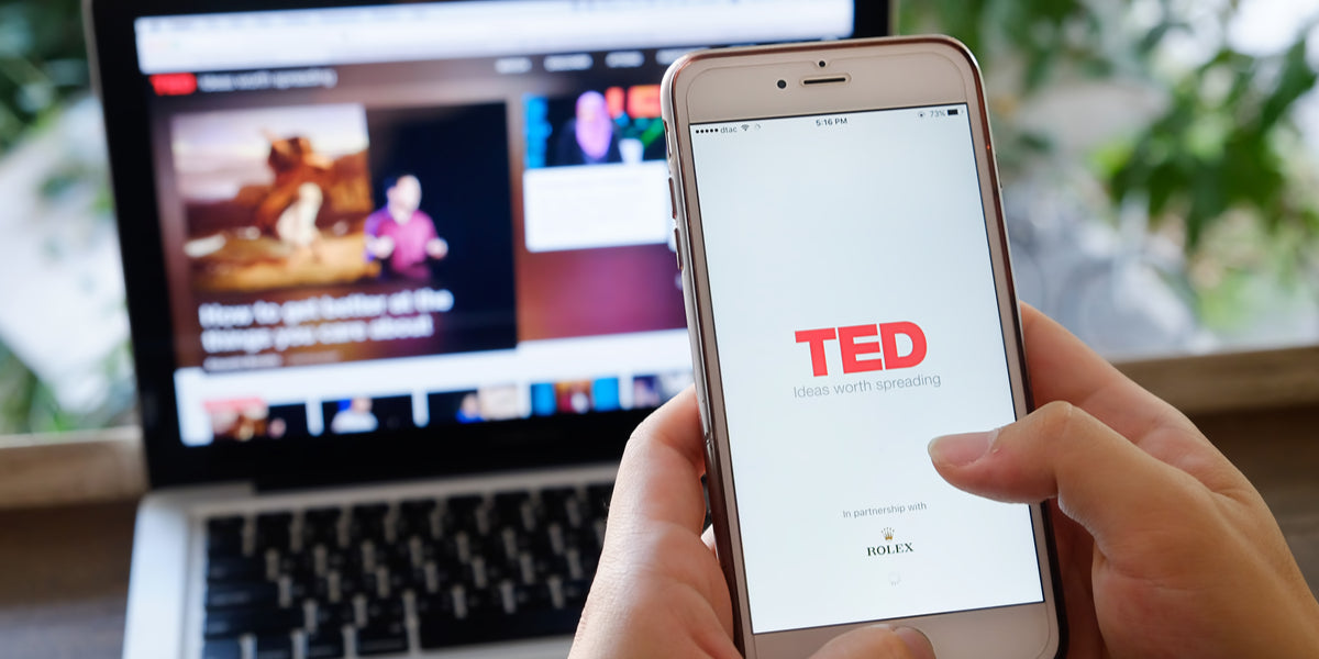 TED talks to get you psyched about learning
