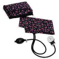 Aneroid Sphyg 882 Pink Ribbons Black