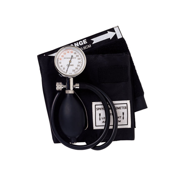 Black Emerald Sphyg and Sprague Stethoscope Duo