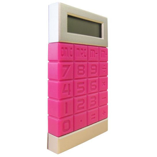 Soft Pink Calculator