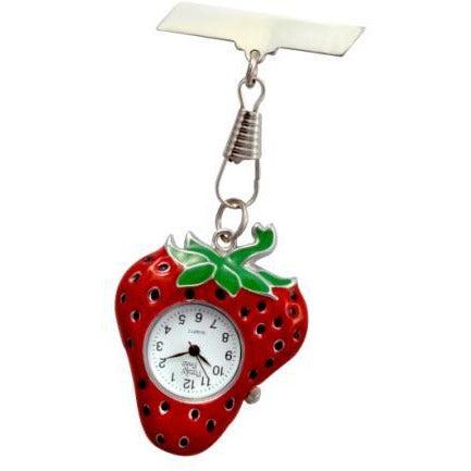 Strawberry Fob Watch