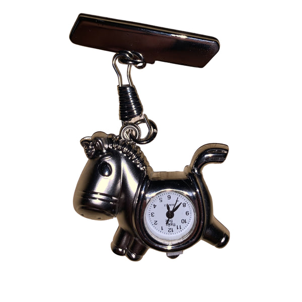 Horse Fob Watch