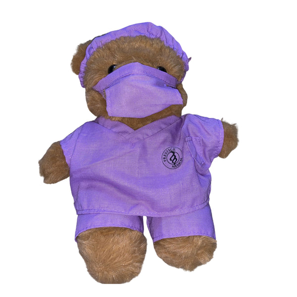 Bear in Scrubs