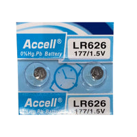 2 Replacement Button Batteries