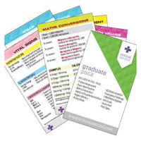 Critical Second Cue Card Mini Pack - Graduate Pack