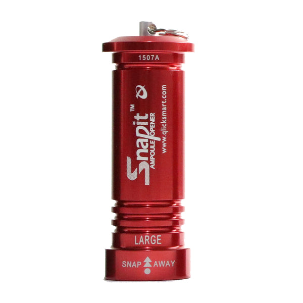 SnapIT Lite Large Red (5-25ml)