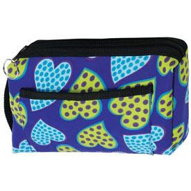 Compact Equipment Bag - Dotty Hearts